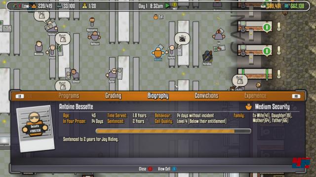 Screenshot - Prison Architect (One) 92528888