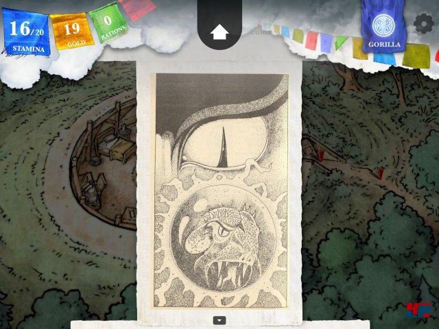 Screenshot - Sorcery! - Teil 3 (iPad) 92503568