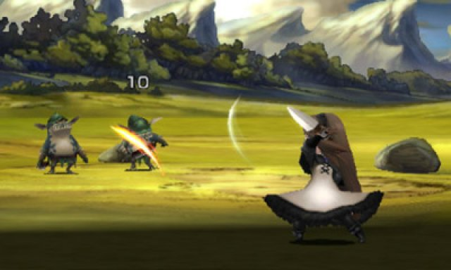 Screenshot - Bravely Default (3DS)