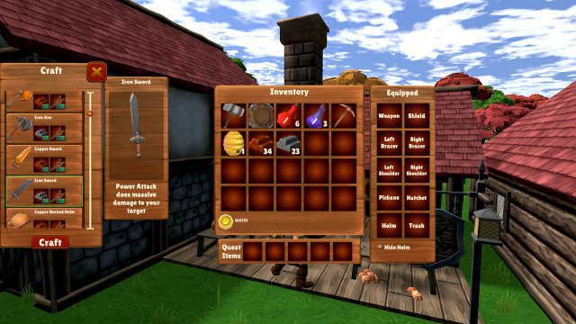 Screenshot - HammerHelm (PC) 92640919