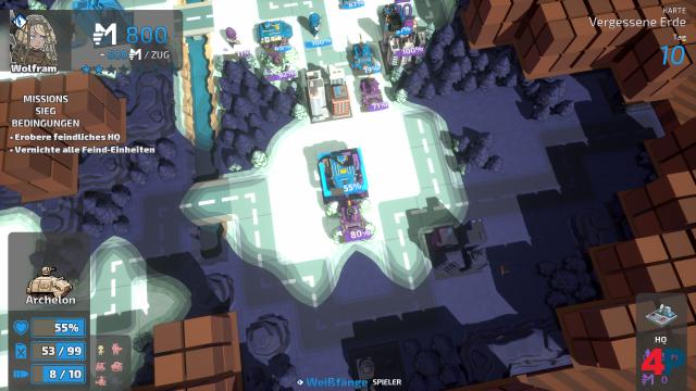 Screenshot - Tiny Metal: Full Metal Rumble (PC) 92592421