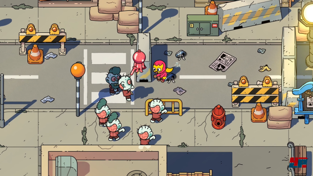 Screenshot - The Swords of Ditto (PC)
