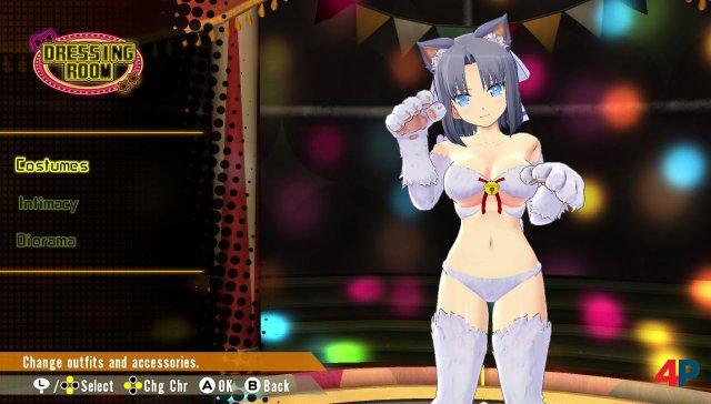 Screenshot - Senran Kagura: Peach Ball (Switch) 92592106