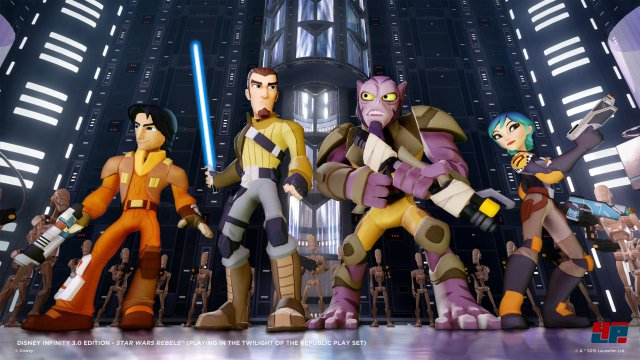 Screenshot - Disney Infinity 3.0: Play Without Limits (360) 92506756