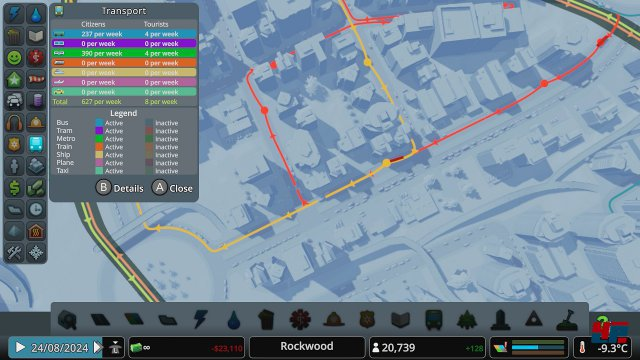 Screenshot - Cities: Skylines (Switch)