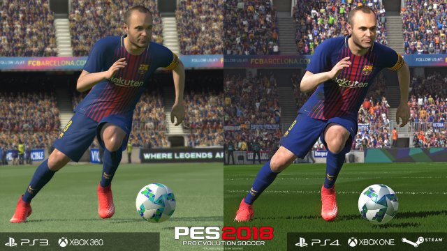 Screenshot - Pro Evolution Soccer 2018 (PS4) 92552509