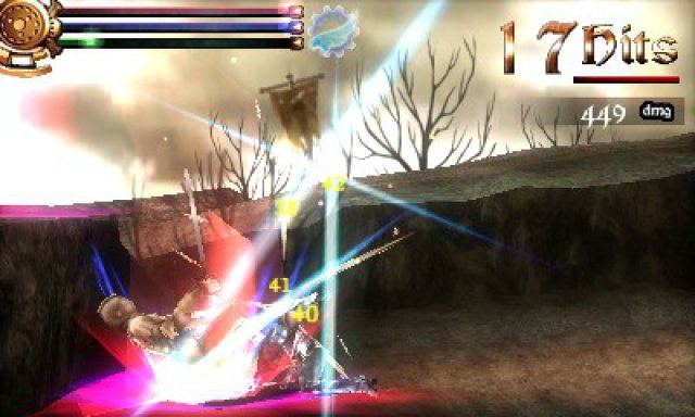 Screenshot - AeternoBlade (3DS) 92478498