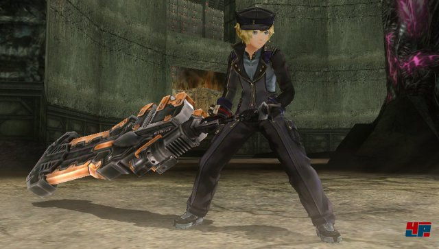 Screenshot - God Eater 2: Rage Burst (PlayStation4) 92493167