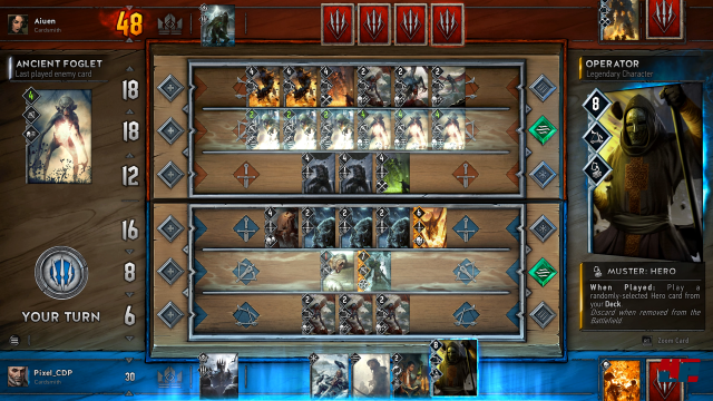 Screenshot - GWENT: The Witcher Card Game (PC) 92530043