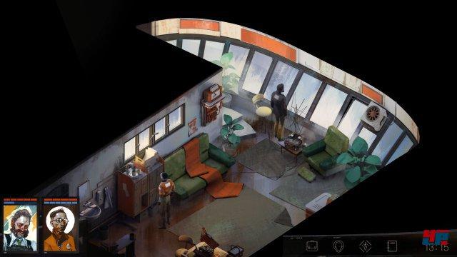 Screenshot - Disco Elysium (PC)