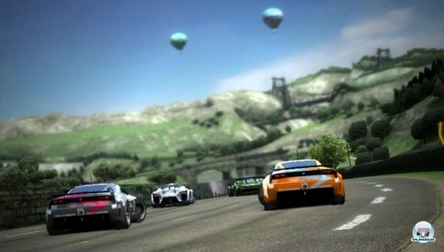 Screenshot - Ridge Racer Vita (PS_Vita)