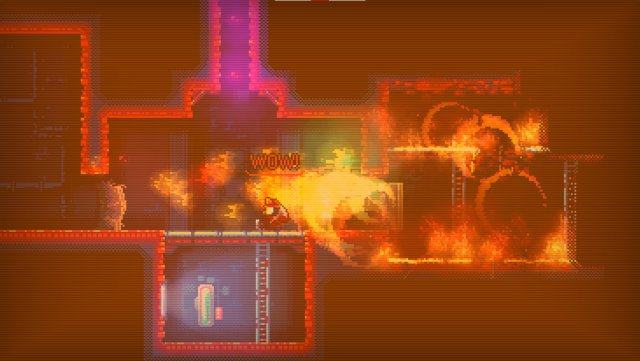 Screenshot - Nuclear Blaze (PC)