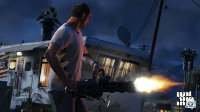 Screenshot - Grand Theft Auto 5 (360) 92460245