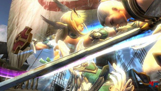 Screenshot - Soul Calibur: Lost Swords (PlayStation3) 92481709