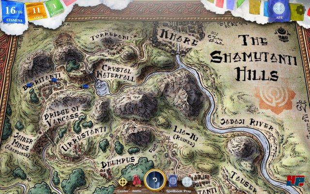 Screenshot - Sorcery! (PC)