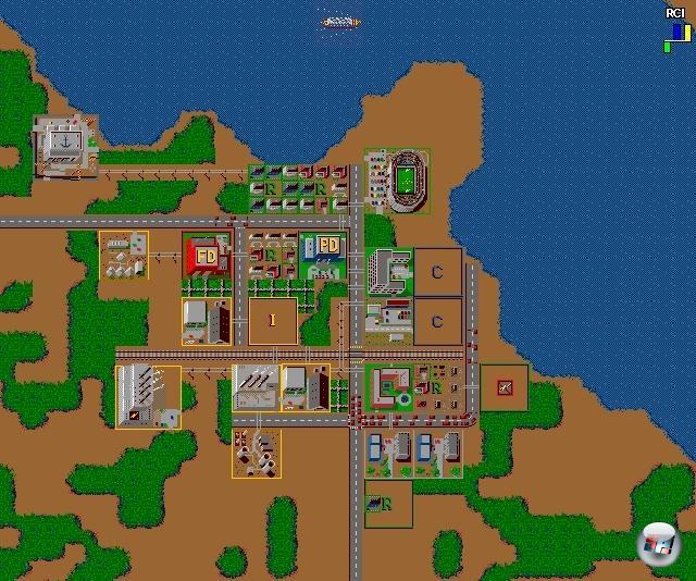 Am Anfang war... die Stadt. Genauer gesagt Sim Stadt, oder wie das Spiel wirklich hieß: Sim City. 1989 von Will Wright entwickelt und über seine Firma Maxis veröffentlicht, entwickelte sich der »Bürgermeister/Gott-Simulator« schnell und nachhaltig zu einem gigantischen Erfolg. Und was macht man, wenn man einen Topf voll Gold am Ende des Regenbogens gefunden hat? Man buddelt weiter und weiter und weiter! 2055548