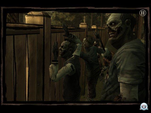 Screenshot - The Walking Dead (iPad) 2379097
