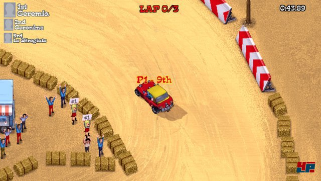Screenshot - Bud Spencer & Terence Hill - Slaps And Beans (Linux) 92557534