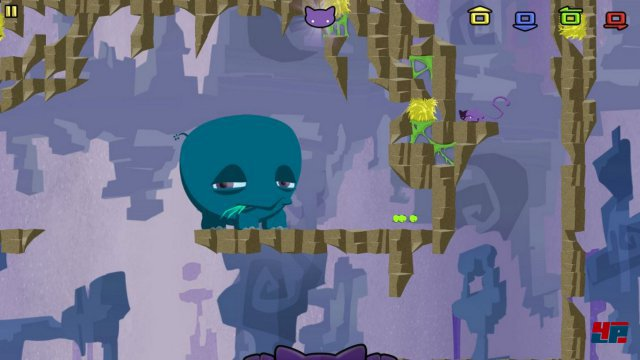 Screenshot - Schrödingers Cat and the Raiders of the Lost Quark (PC)