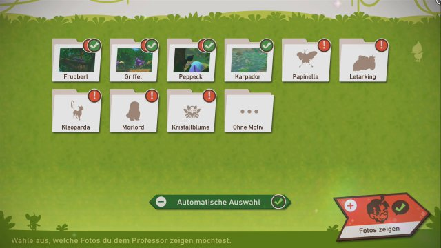 Screenshot - New Pokémon Snap (Switch) 92640660