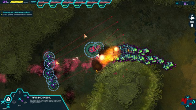 Screenshot - Infested Planet (PC) 92477408