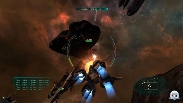 Screenshot - Star Raiders (PC) 2223302