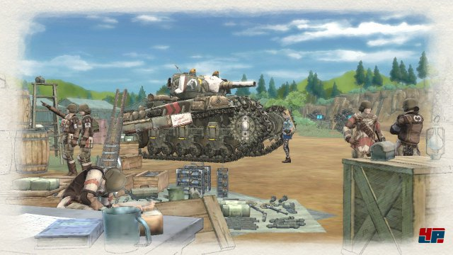 Screenshot - Valkyria Chronicles 4 (Switch) 92574391