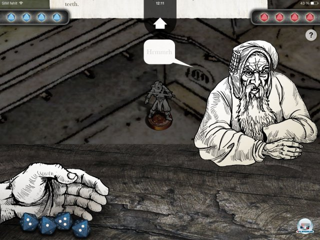 Screenshot - Sorcery! - Teil 2 (iPad) 92471931