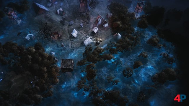 Screenshot - Tainted Grail (PC)