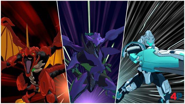 Screenshot - Bakugan: Champions von Vestroia (Switch)