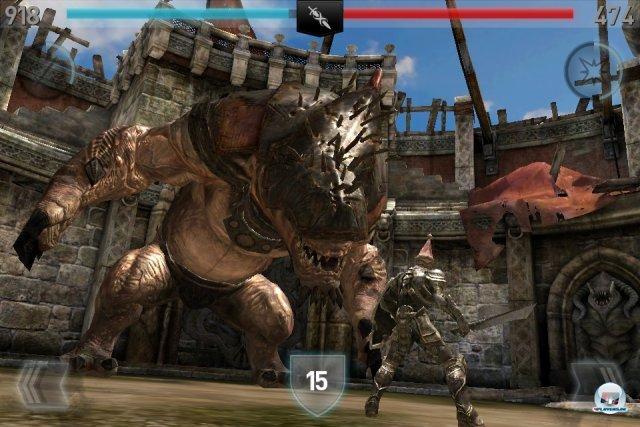 Screenshot - Infinity Blade 2 (iPhone) 2296802