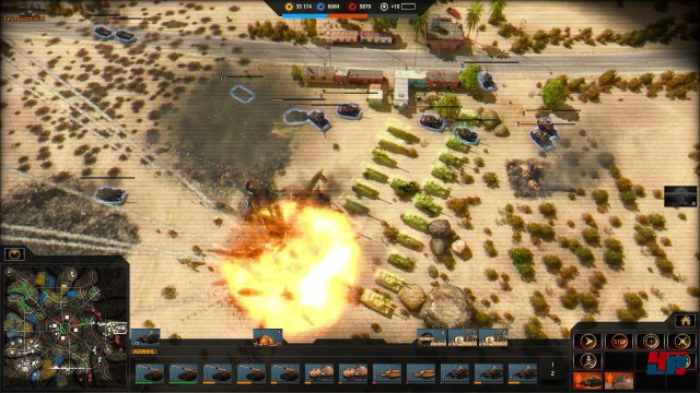 Screenshot - Act of Aggression (PC) 92513003