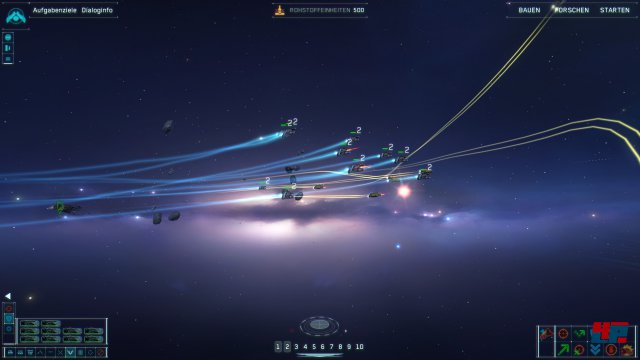 Screenshot - Homeworld Remastered Collection (PC) 92500161