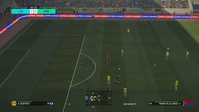 Screenshot - Pro Evolution Soccer 2018 (PC) 92552718