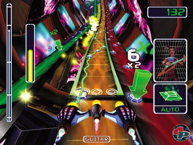 Screenshot - Amplitude (PlayStation2)