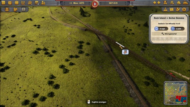 Screenshot - Railway Empire (PC) 92559377