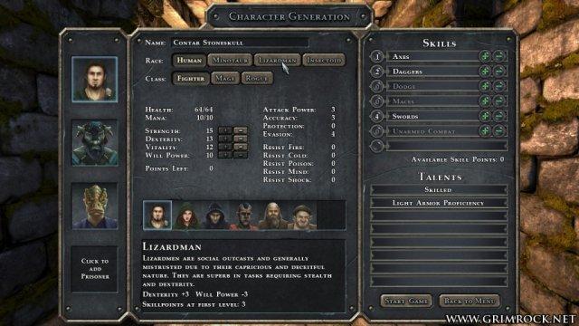 Screenshot - Legend of Grimrock (PC) 2310137