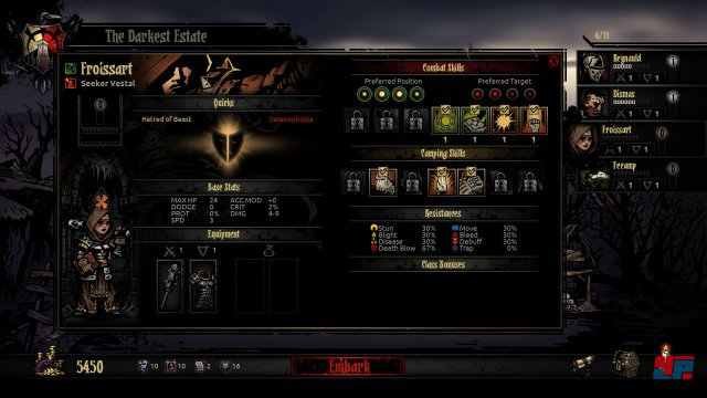 Screenshot - Darkest Dungeon (PC) 92518863
