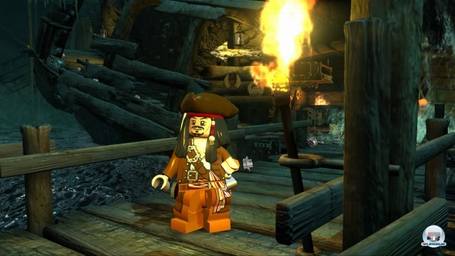 Screenshot - Lego Pirates of the Caribbean - Das Videospiel (360) 2222429