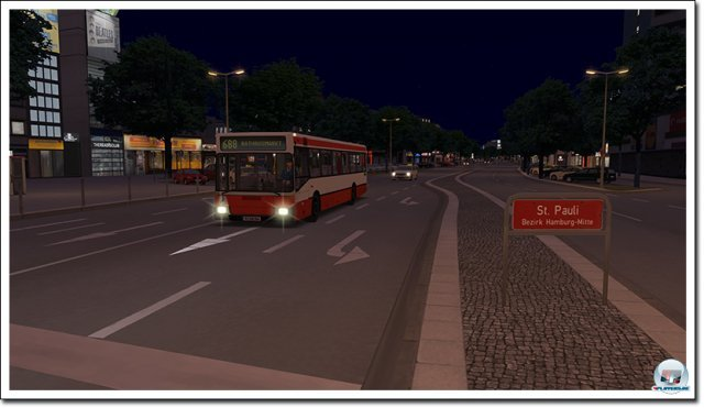 Screenshot - OMSI Hamburg -Tag & Nacht (PC) 92464999