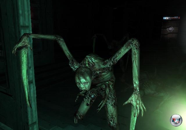 <b>Dead Space Extraction:</b><br><br>Wir wollen uns ja nicht vorwerfen lassen, verblendete Wii-Hasser zu sein. Ganz besonders, wenn der Rail-Ableger des großartigen Dead Space so fantastisch aussieht! 1986083