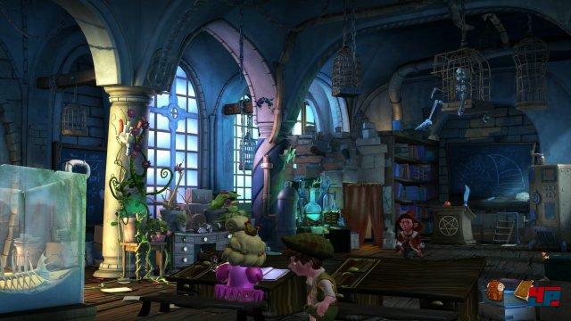 Screenshot - The Book of Unwritten Tales 2 (PC) 92497018