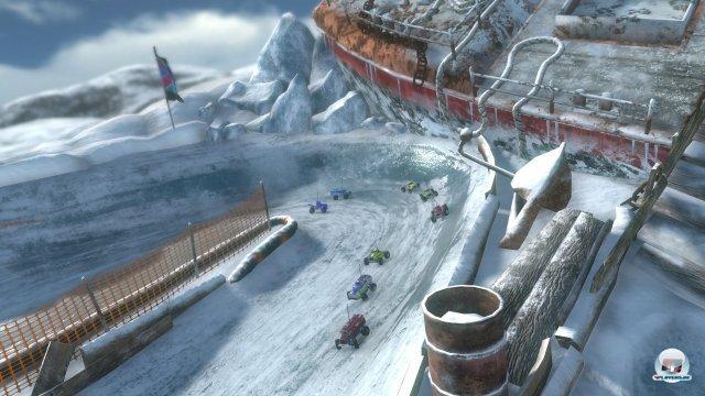 Screenshot - MotorStorm RC (PlayStation3)