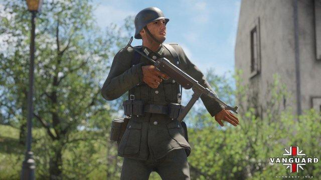 Screenshot - Vanguard: Normandy 1944 (PC) 92585765