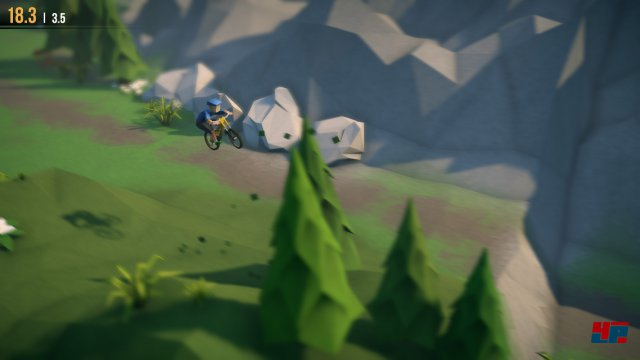 Screenshot - Lonely Mountains: Downhill (Linux) 92554384
