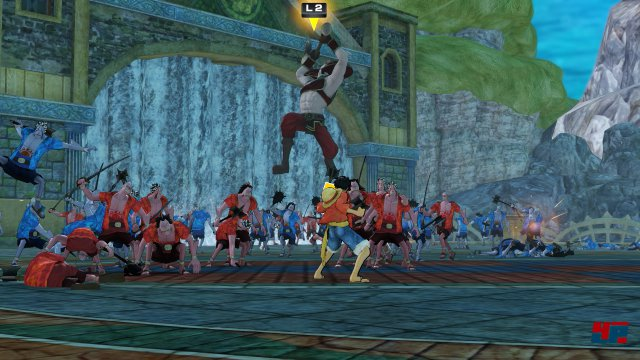 Screenshot - One Piece: Pirate Warriors 3 (PC) 92505704