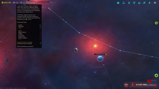 Screenshot - Master of Orion (PC) 92520970
