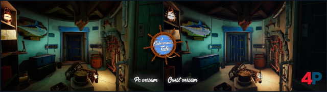 Screenshot - A Fisherman's Tale (OculusQuest)