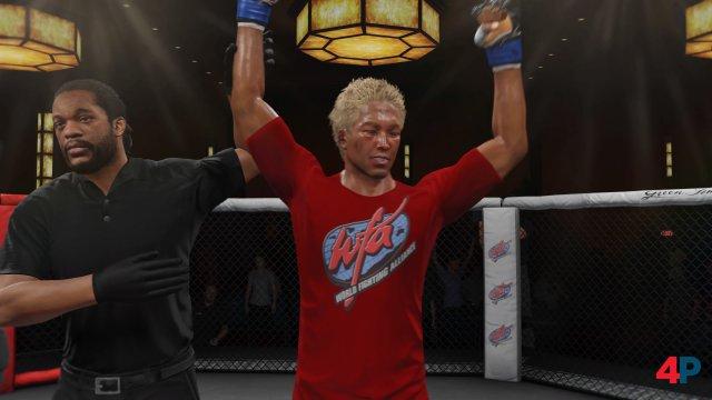 Vom Underdog in der WFA über die Contender Series bis zum Hall of Famer der UFC - falls man in der Karriere so weit kommt.