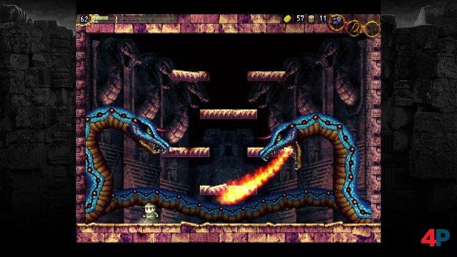 Screenshot - La-Mulana 1 & 2 (PS4)